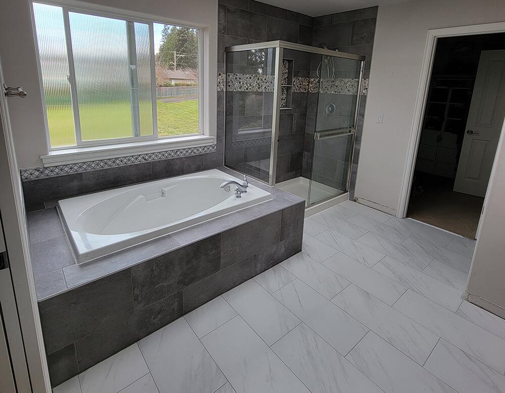 Bellevue Bathroom Remodeling